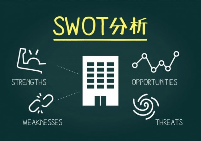 SWOT分析とは? 意味とメリット、具体例や方法を簡単に解説